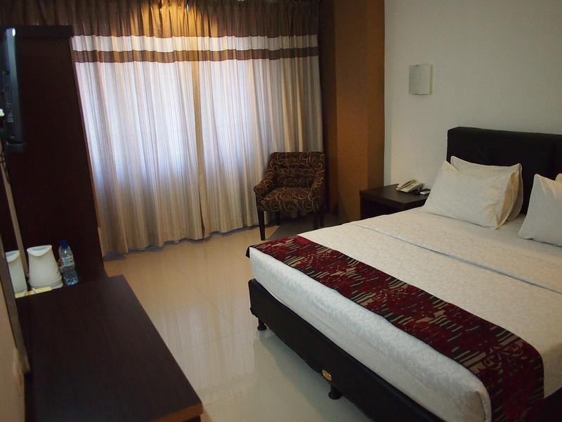 Room at Grand Populer Hotel