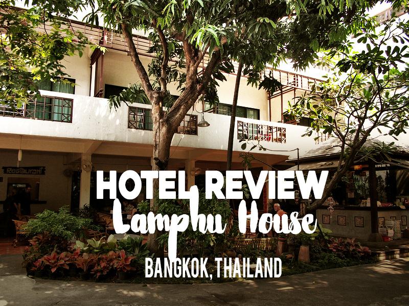 Lamphu House, Bangkok - Thailand