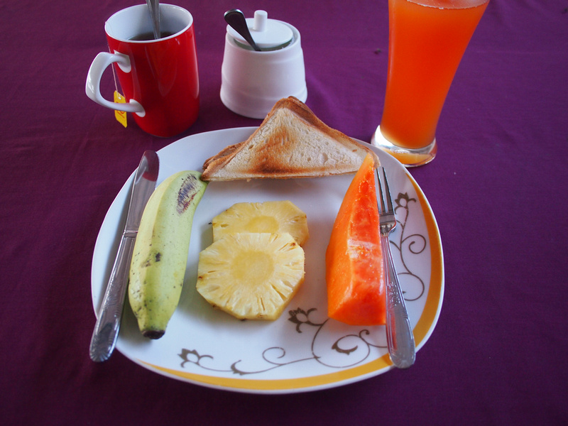 Barracuda Beach Hostel - Breakfast