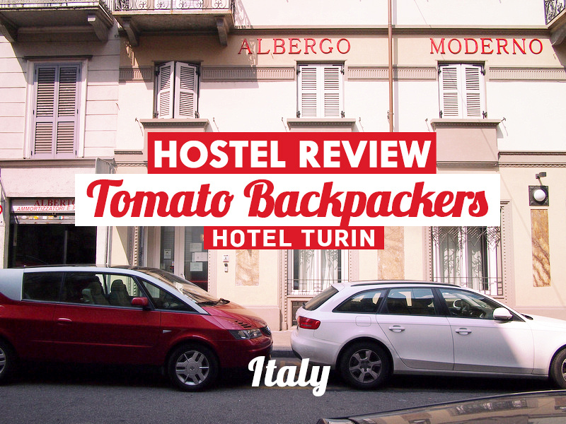 Hostel review tomato backpackers hotel turin italy for Hostel turin