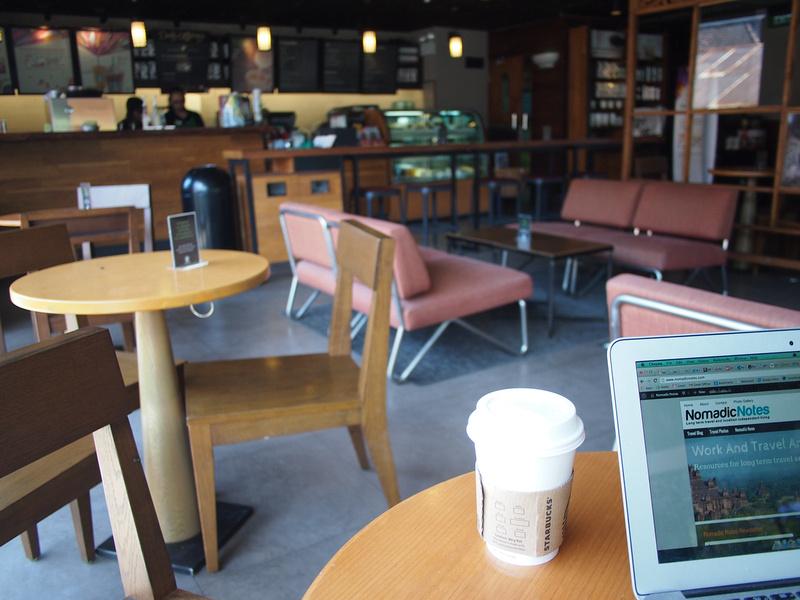 Starbucks, Legian - Bali