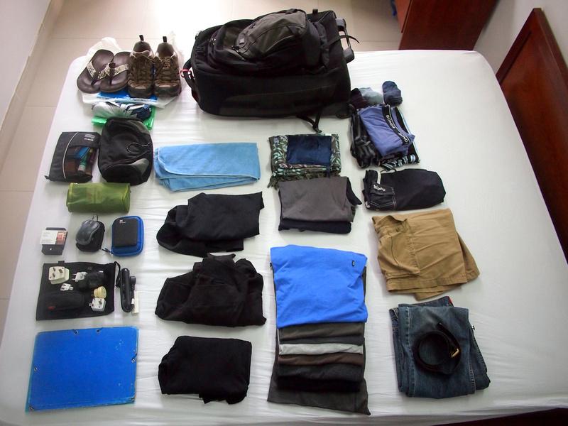 Big Bag Items