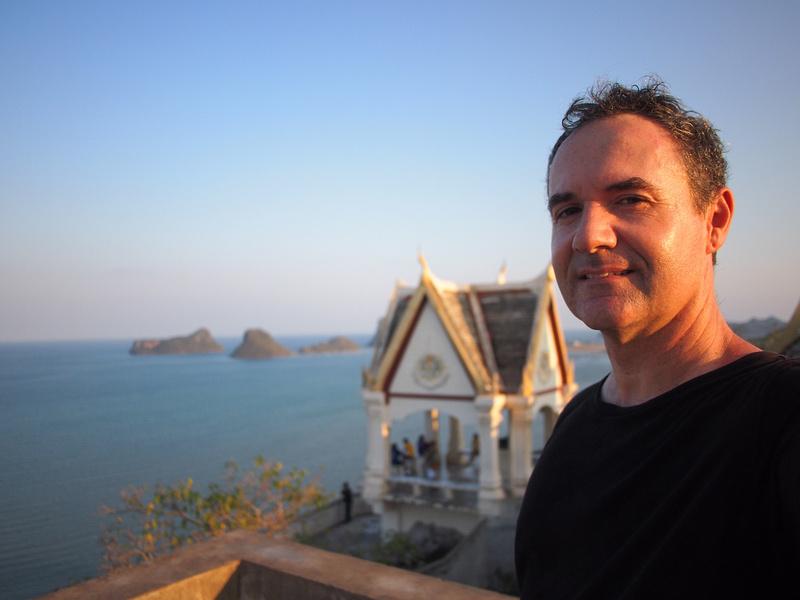 James at Prachuap Khiri Khan