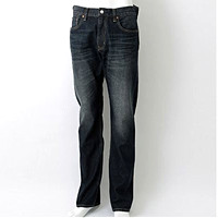 Muji stretch denim