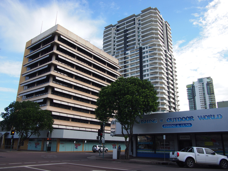 Darwin CBD apartments