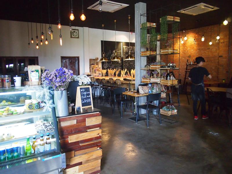 Timeline Cafe