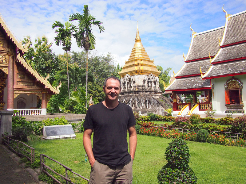 James in Chiang Mai