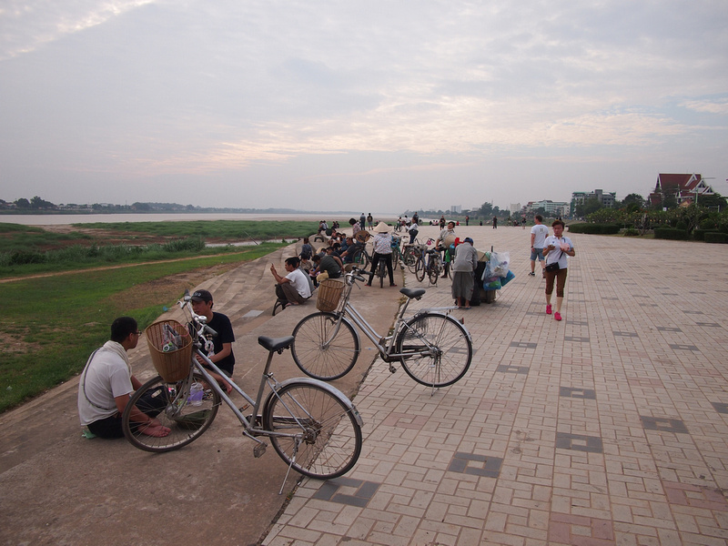 By the Mekong