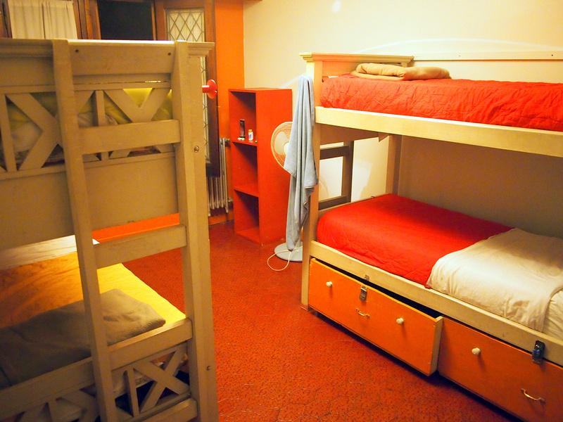4 bed dorm