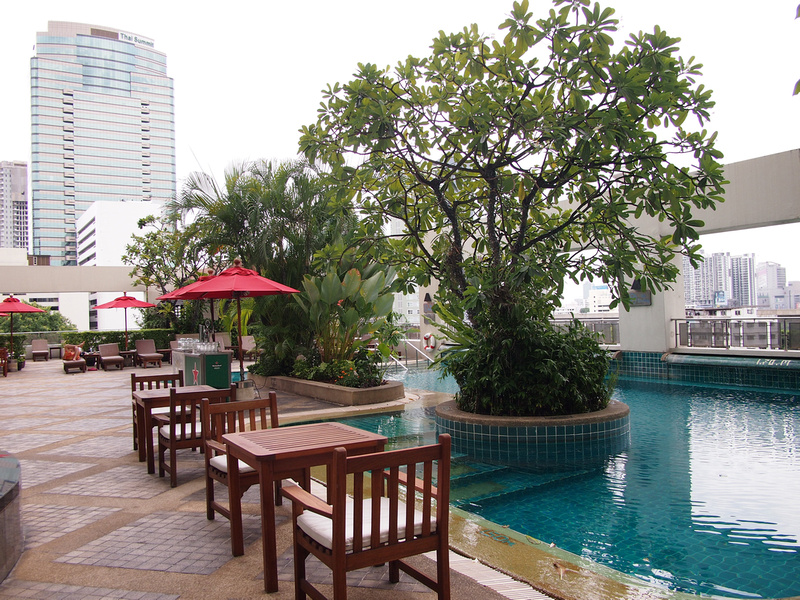 Pool at Atrium Bangkok