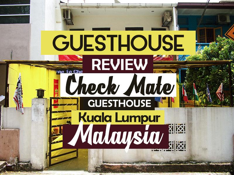 Check Mate Guest House, Kuala Lumpur - Malaysia
