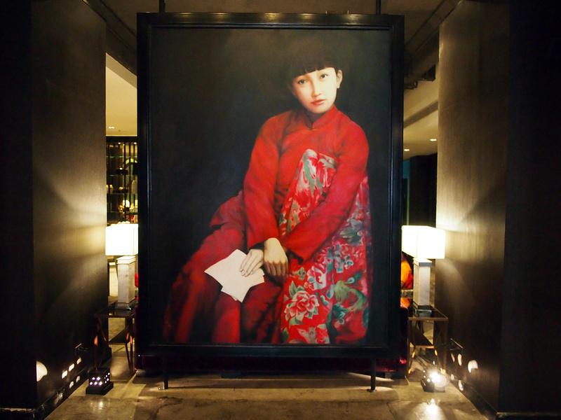 Shanghai portrait