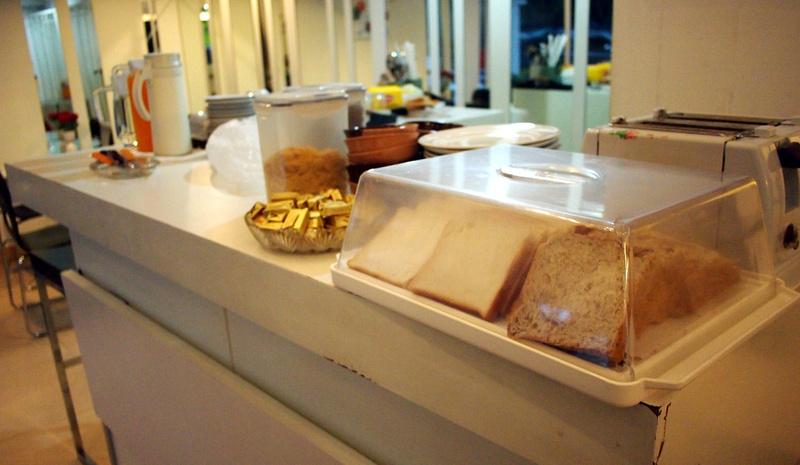 Nantra De Comfort Hotel Breakfast