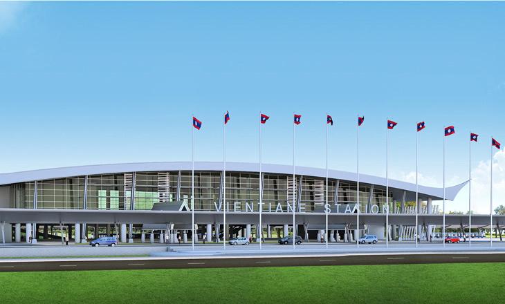 Future Vientiane Station
