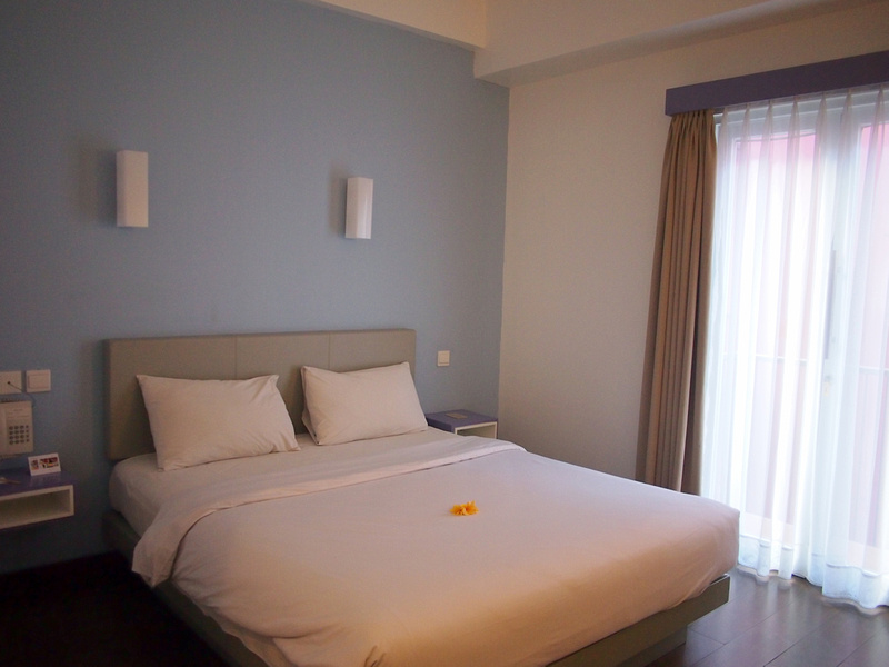 Double Bed at Amaris Hotel