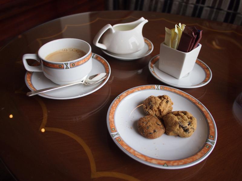 Afternoon Tea in the Executive Lounge - Atrium Bangkok
