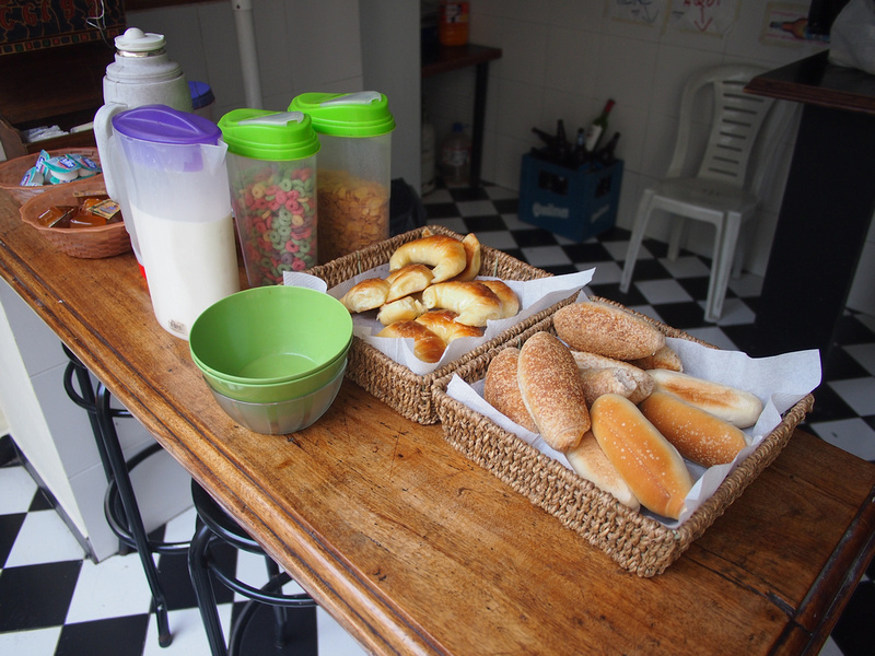 Hostal Tercero Del Sur - Breakfast