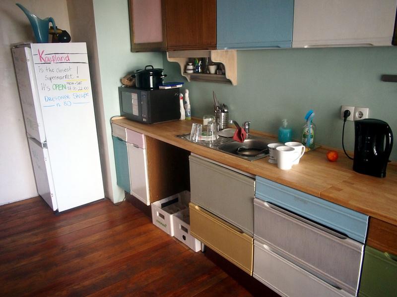 Kitchen - Ost-Apotheke Hostel