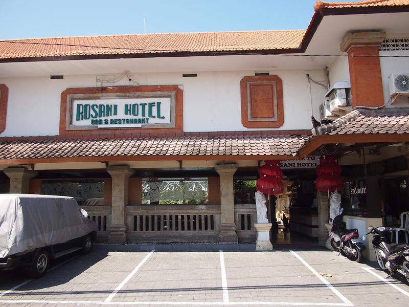 Rosani Hotel, Legian - Bali