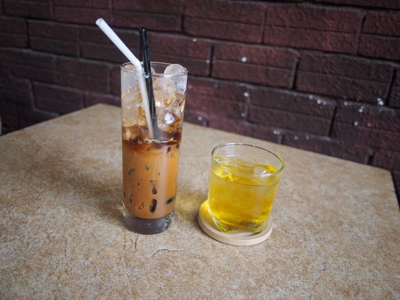 Iced Coffee - Iced Tea