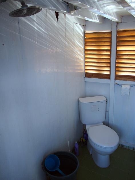 Toilet - Putri Komodo Tours