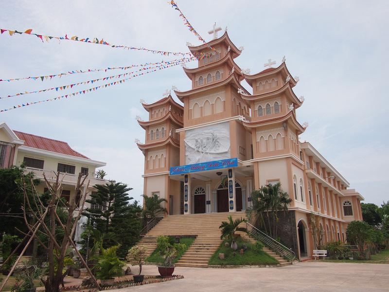 Catholic Church, Mui Ne - Vietnam