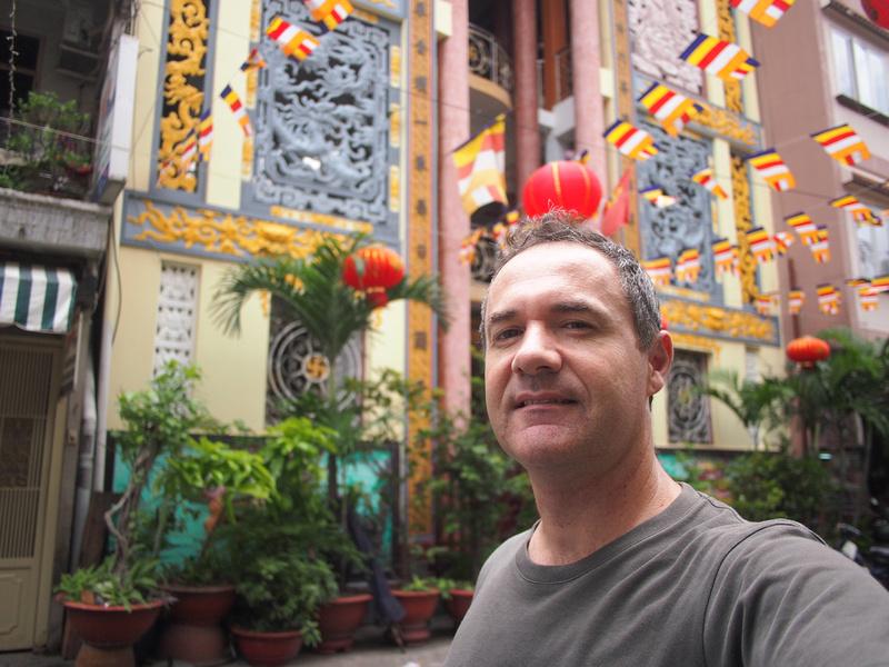 James in Saigon