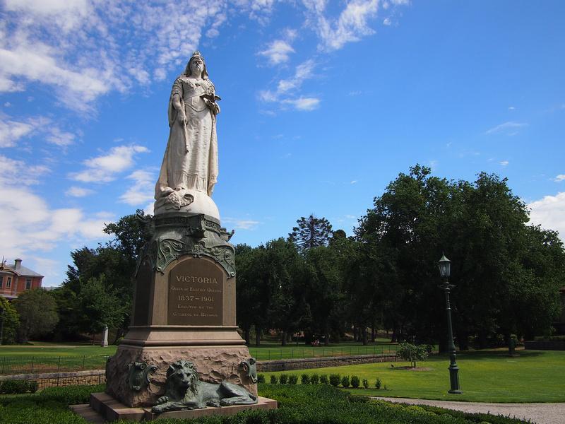Queen Victoria - Bendigo