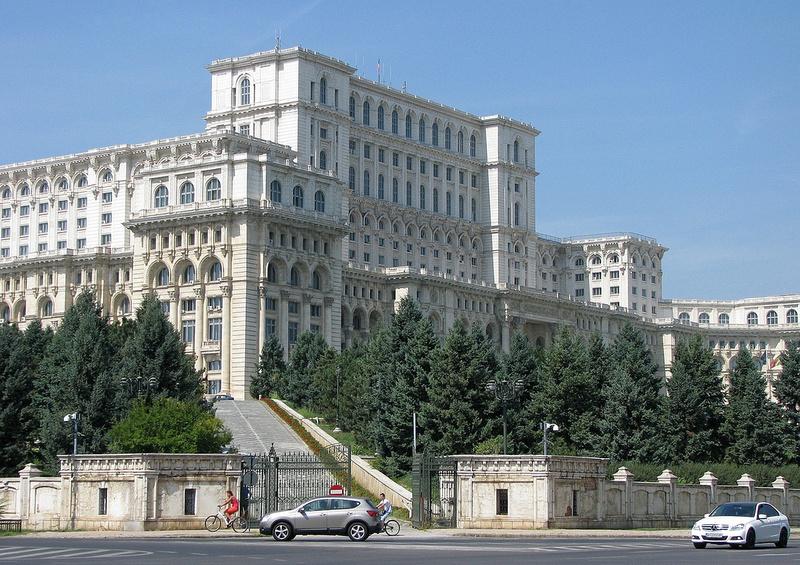 Bucharest Peoples House, Romania