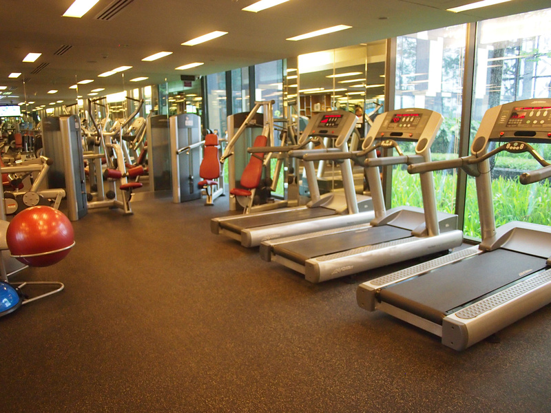 Crowne Plaza Changi - Fitness Club