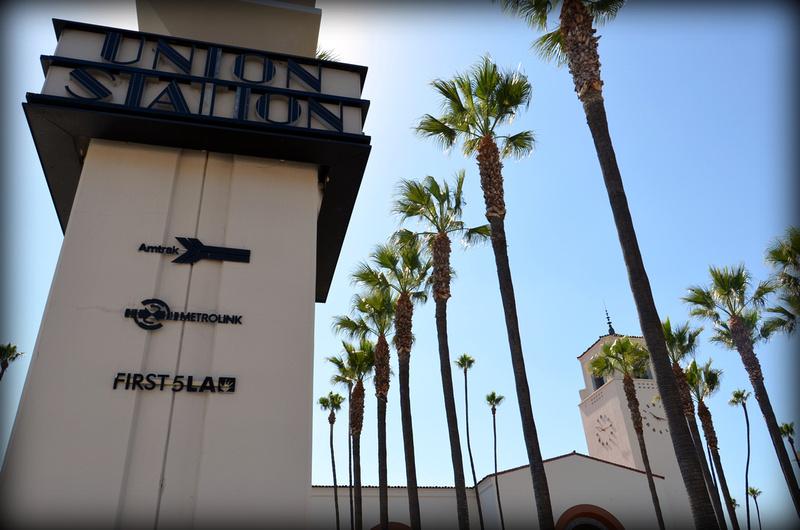 Union Station - Downtown LA