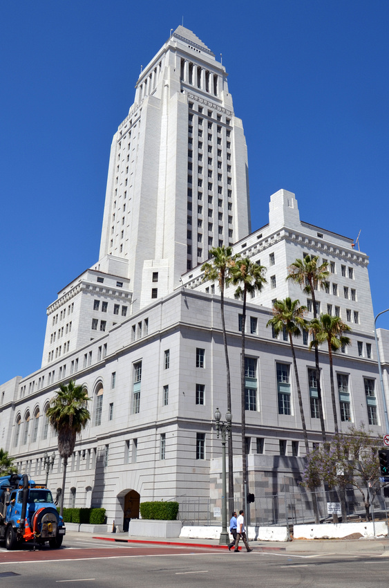 Los Angeles City Hall - Downtown LA