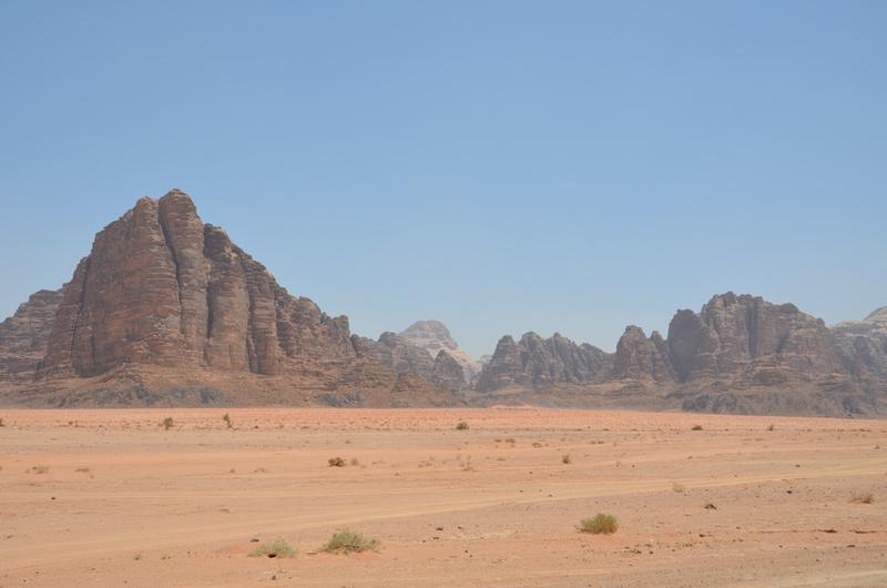 Wadi Rum - The Seven Pillars of Wisdom
