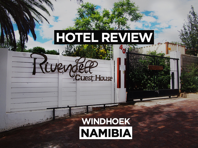 Rivendell Guest House, Windhoek - Namibia