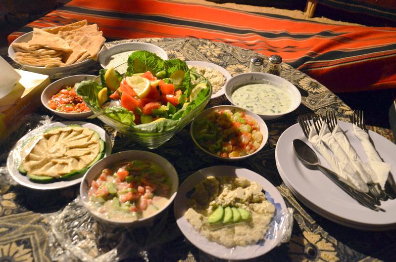 Wadi Rum Dinner