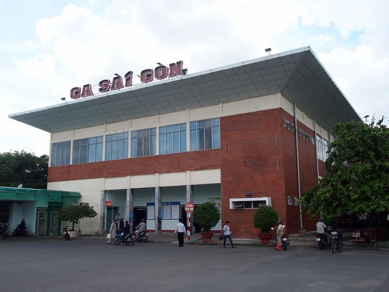 Ga Sai Gon