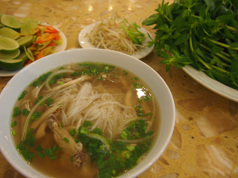 Bowl of Pho - Ho Chi Minh City