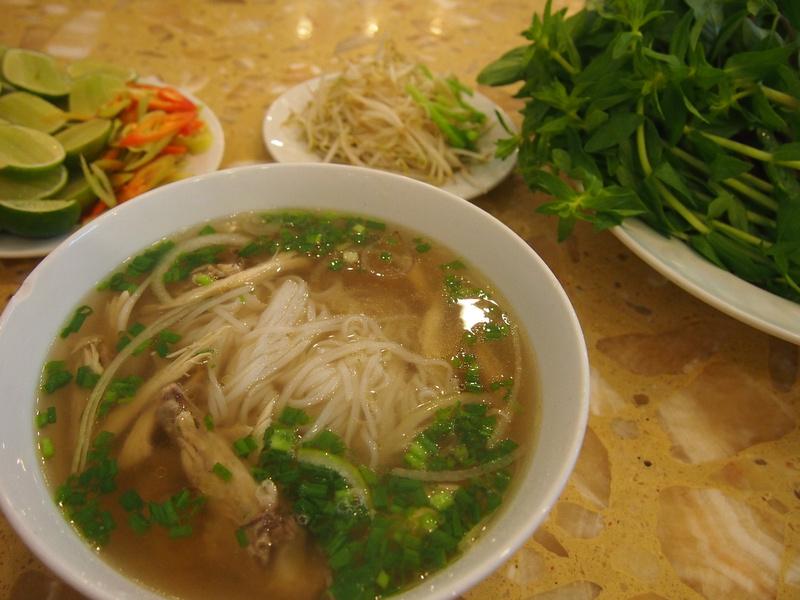 Bowl of Pho - Ho Chi Minh City