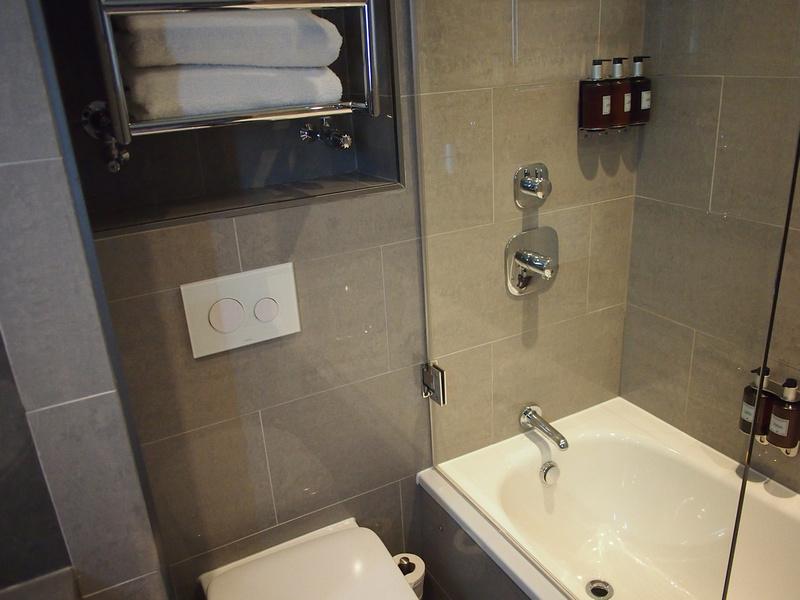 Bathroom - Radisson Blu Edwardian Mercer Street