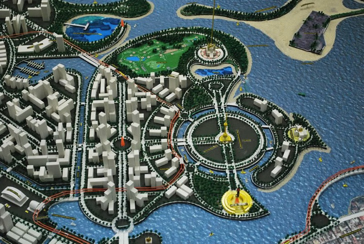 Equilibrium Centerpoint Park - Makassar