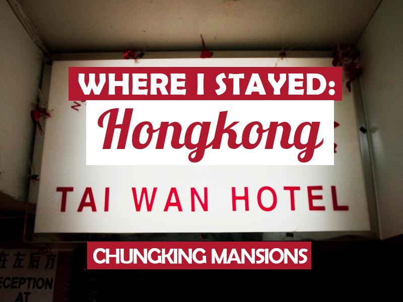 Hotel Review: Hong Kong Tai Wan Hotel