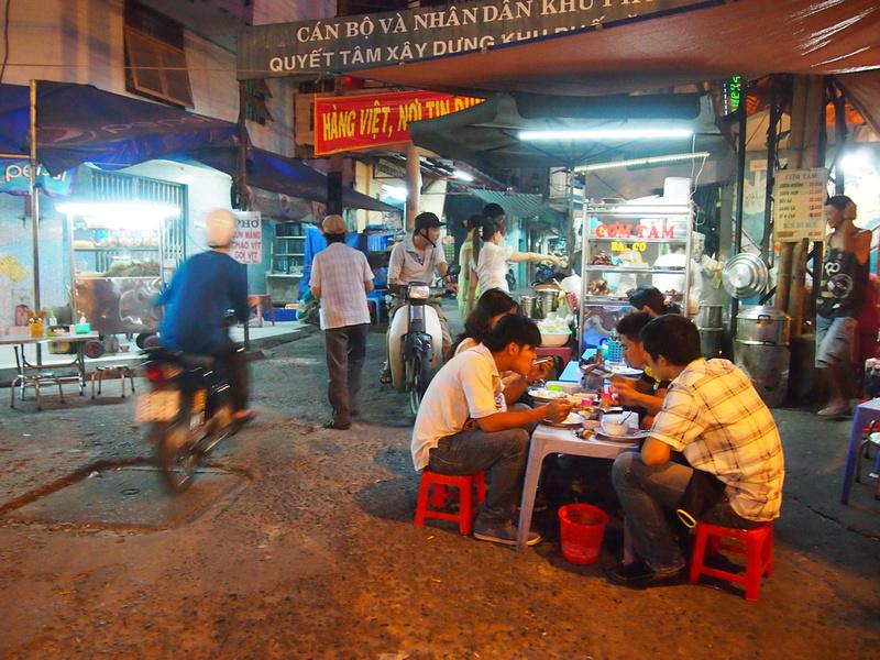 Street eats: Ho Chi Minh City