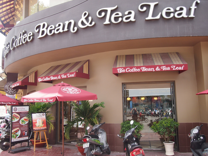 The Coffee Bean and Tea Leaf: Ho Chi Minh City &emdash;