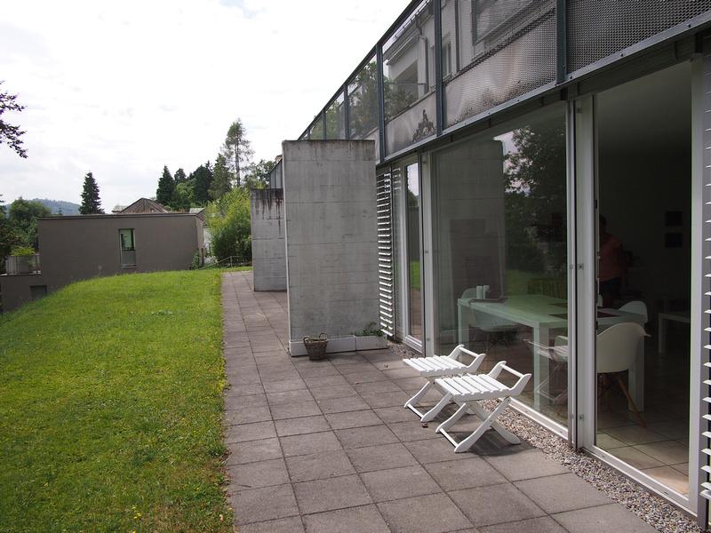 Front View - St. Gallen