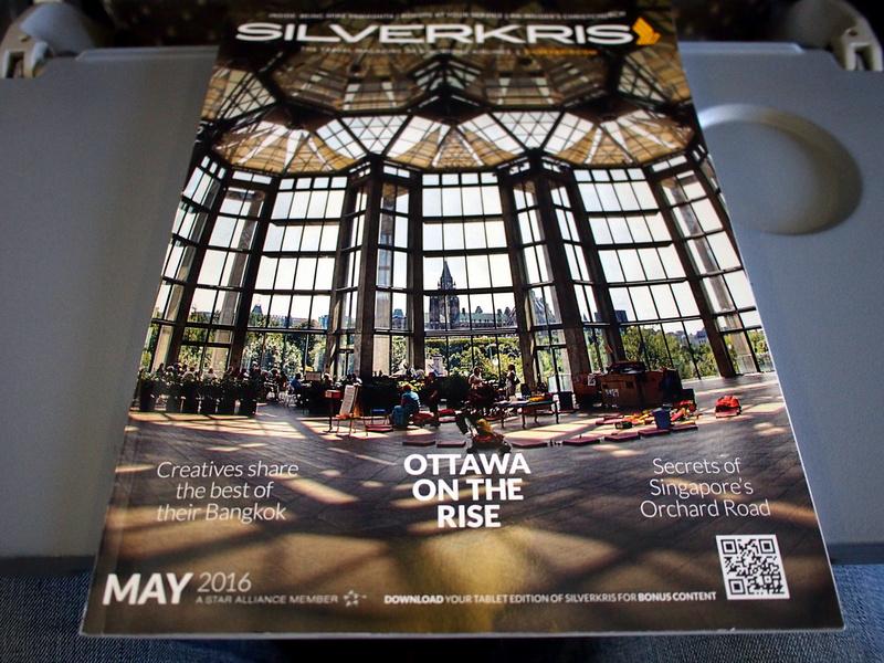 Silverkris - May 2016