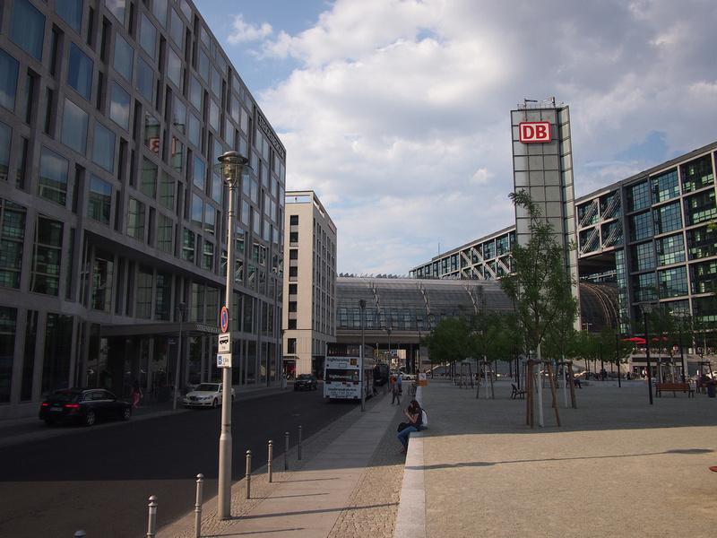 Steigenberger Hotel Am Kanzleramt next to Berlin Hauptbahnhof
