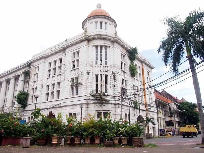 Bank Mandiri - Kota (Old Jakarta)