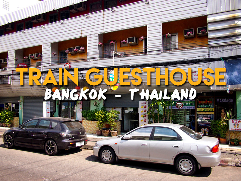 Train Guesthouse, Bangkok - Thailand