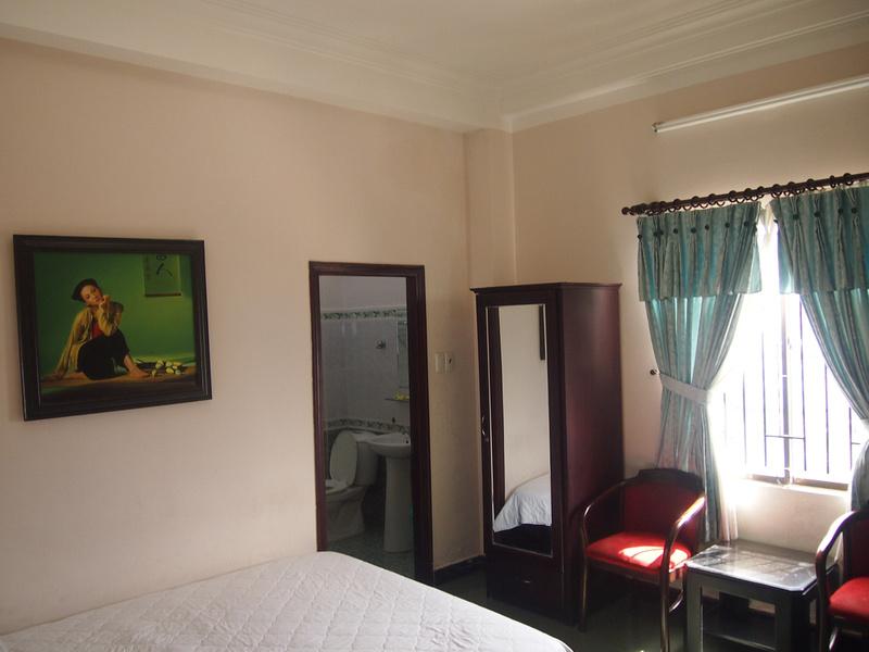 Kim Ngan Hotel - Bedroom