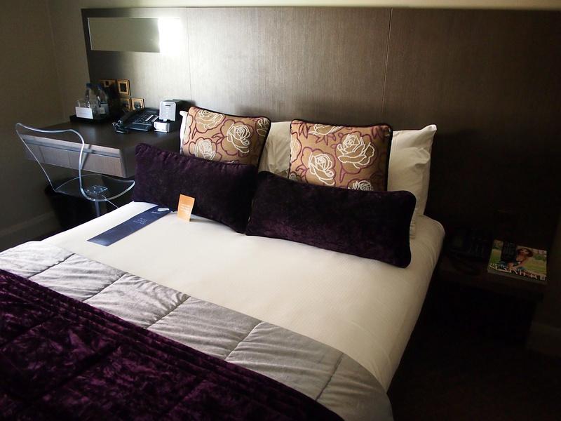 Bed - Radisson Blu Edwardian Bloomsbury Street